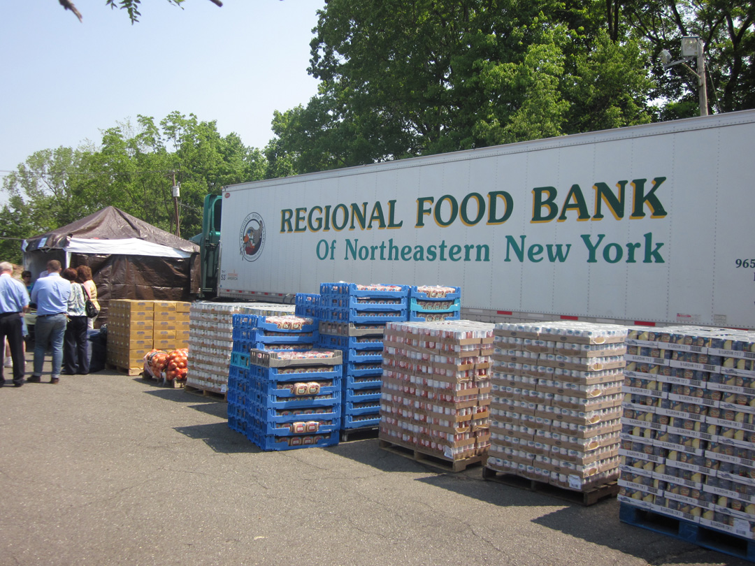 Rockland Community Against Hunger food delivery