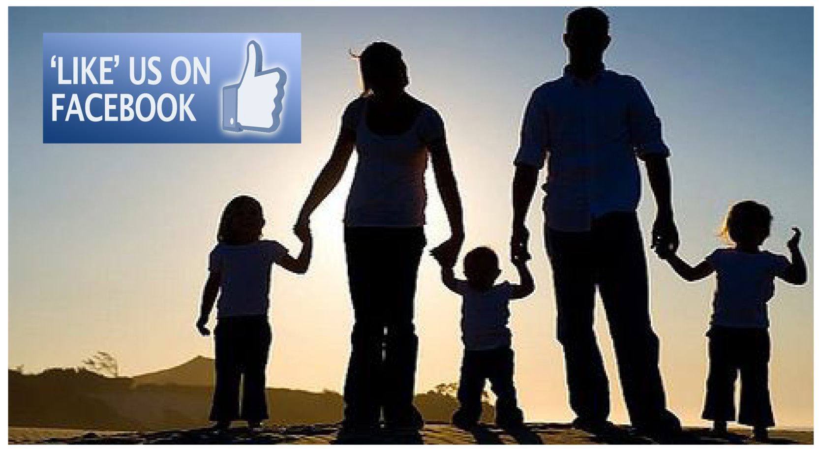 like us on fb banner for website