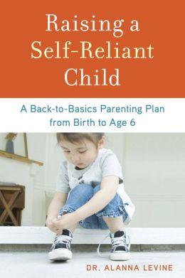Self Reliant Child book